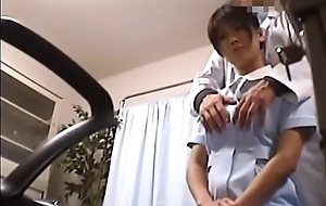 Japanese Voyeur Footage of Clumsy Nurses Making up be beneficial to Their Mistakes to a Median Doctor 1 [upload king]