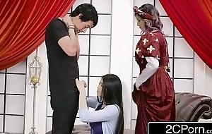 Brenna Sparks Gets Big Dick In Yurizan Beltran'_s Drama Class