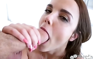 Dillion Harper gets lethal dick down with facial