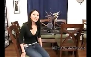 Anal fuck with china girl