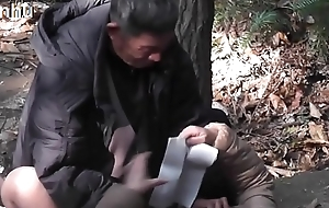 Asian old alms-man fuck whore anent wood  3   goo.gl/TzdUzu