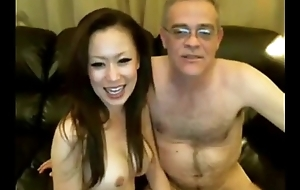 Old Mendicant and Chinese Generalized on Webcam