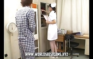 Hot Japanese Nurse Gave BJ And Cum In Her Mouth - WorldsBestCams.xyz