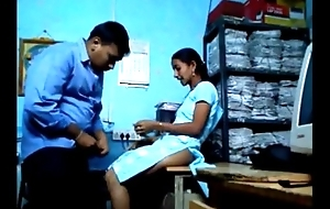 Office Wala Valentine Sex with Bhabhi