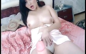 girl asian cumming with playing cam and herself - Sexxxywebcamgirls.com