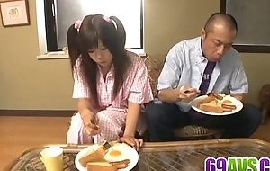 Shino Nakamura gorgeous wife fucked exceeding cam