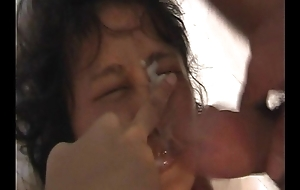 Amateur asian teen fucked &amp_ given huge cumshot on her face xxxcamtv.com