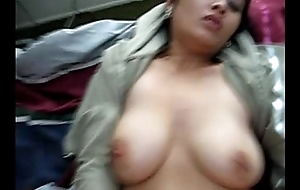 Hot clip of Bouncing boobs of Asian college girl friend @ Leopard69Puma