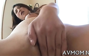 Two large cocks and a chap-fallen asian