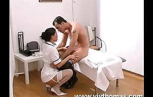 Mya the hot nurse