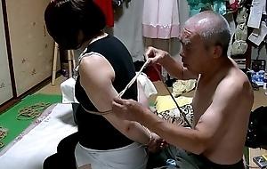 Jyosouko Fujiko and horny bondage teacher 3