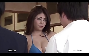 Japanese Mom With the addition of Son Billet-doux - LinkFull: http://q.gs/EP2Sx