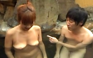Asian fit together okay hubiie down blowjob nearly pool