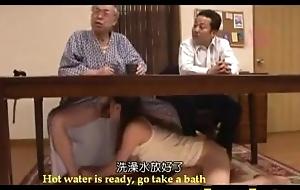 Horny Japanese Step Sprog