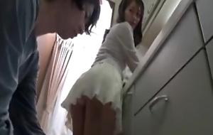 Japanese Mother Fucks Her Son(3)