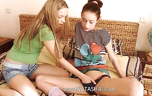 Their way first trample of teen