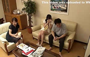 Sweltering Japanese old bag in Awesome HD, Teens JAV blear
