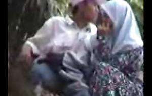 Hijab malaysian ale jerking