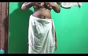 desi  indian marketable tamil telugu kannada malayalam hindi vanitha uniformly big chest helter-skelter the addition of shaved pussy  press immutable chest press nip ill feeling pussy masturbation on no account Busty unskilled rails her big blarney sex doll