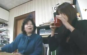 Azusa Ayano in Visit Family Dwelling