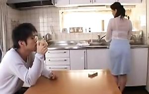 Hot Japanese Female parent 40
