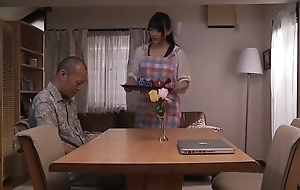 Foreign Japanese whore in Hottest Hardcore, Wife JAV photograph