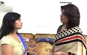 Indian One Mature unfocused Lesbian