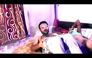 Desi wife affer with husbend fried