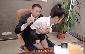 Professional attire, beautiful women please their superiors