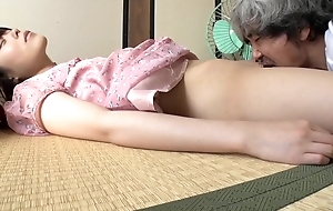 Exotic Japanese comprehensive nearly Incredible HD, Cunnilingus JAV movie