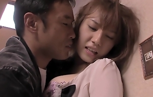 Crazy Japanese girl about Amazing Fit together JAV scene