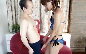 Incredible Japanese whore involving Horny Blowjob JAV movie
