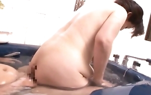 Japanese Granny with abysm drapery saggers, amateur, censored