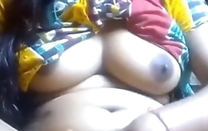 Sexy Village Skirt Nude MMS Selfie
