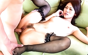 Hot threesome cam sex by top widely applicable An Yab - More at 69avs.com