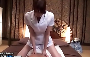 Japanese professional massage coupled with shower sex