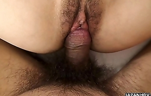 Her thick ass can't stop riding his pussy eager cock