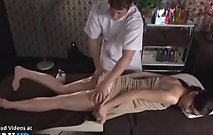 Japanese classic kneading flexuosities in something else