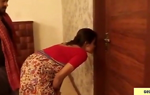 Caught fucking Indian maid in hall