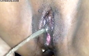 Bhabhi playing with her wet pussy
