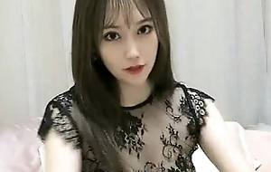 Big-eyed model and stylist, live sex