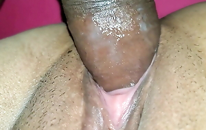 Closeup My wet Pussy Fucked By Hubby in Night