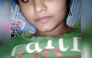Desi village girl, masturbation