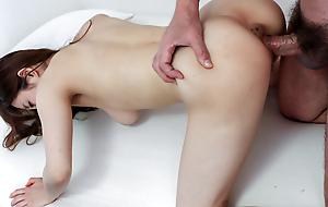 Perfect Asian hardcore by sensual Kaede Kyomoto