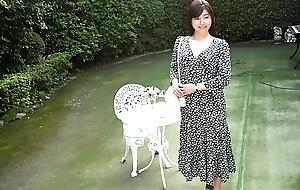 初撮り人妻ドキュメント 栗林愛子