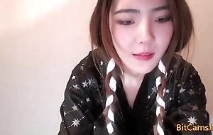 Korean girl, horny live streaming