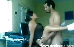 Horny devar fucks her bhabhi when her husband is not at home.