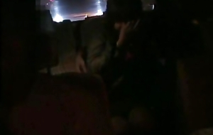 Drunk In A Taxi