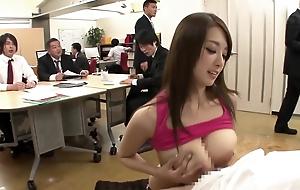 Incredible Japanese girl in Crazy Public, Big Tits JAV movie