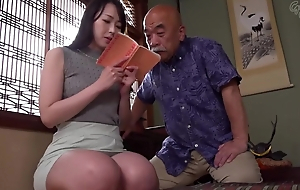 japonese wife have a occurrence with father take work